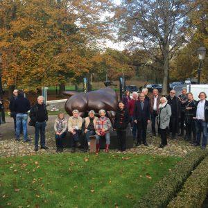 Team Havixhorst 'Op Poten', met kunstenaars