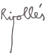 Ripollès signature