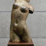 Francesca Zijlstra - 'Saphire', brons, 74 x 38 cm h x b