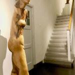 Francesca Zijlstra, 'Son-Palou-Vell', olijfboom, 200cm h