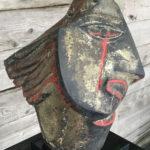 Francesca Zijlstra, 'Uchta'. brons, 37x42cm h x b