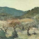 G.A. Morawetz, Montagne St-Jean, 1961, olieverf op linnen, 50 x 61 cm h x b