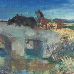 G.A. Morawetz, Provence, 1958, olieverf op linnen. 75 x 90 cm h x b